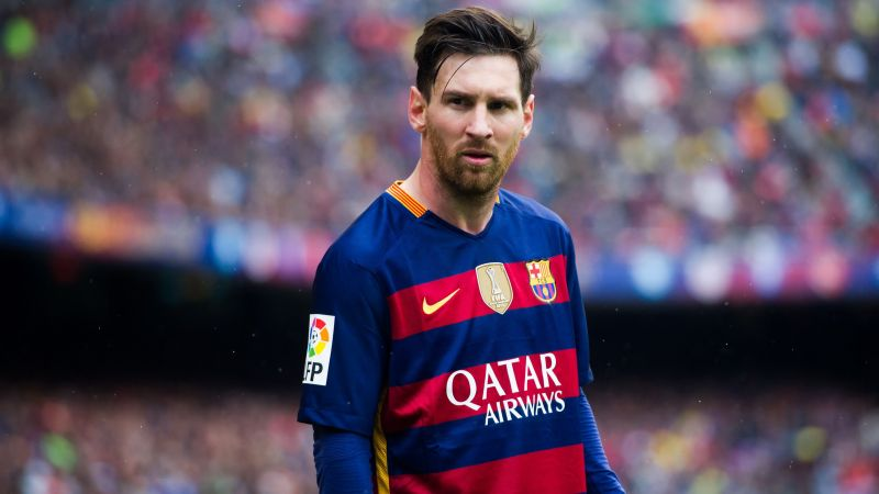 Lionel Messi, Football player, Argentinian, FC Barcelona, Wallpaper