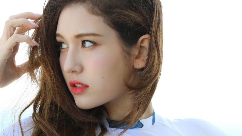 Jeon So-mi, Korean singer, K-Pop singer, Jeon Somi, Asian Girl, 2020, Wallpaper