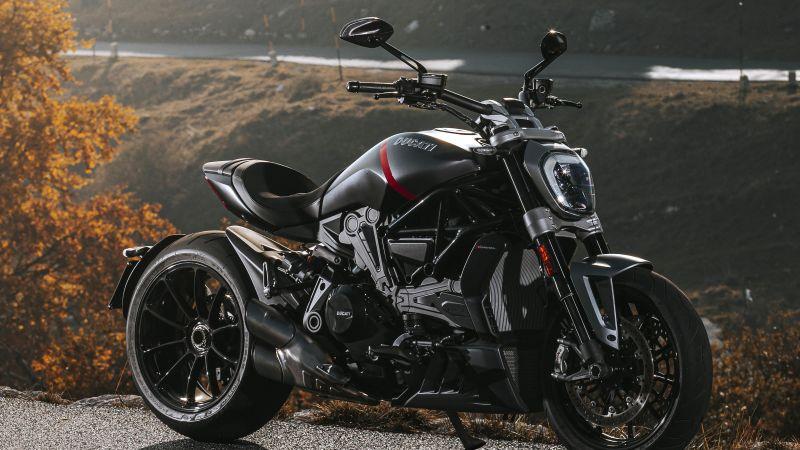 Ducati XDiavel Black Star, 2021, Wallpaper