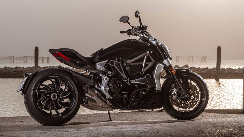 Ducati XDiavel S, 2021, 5K, Wallpaper