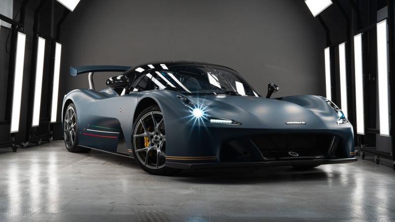 Dallara Stradale, PAN LX Anniversary, Garage Italia, Custom tuning, 2020, 5K, Wallpaper