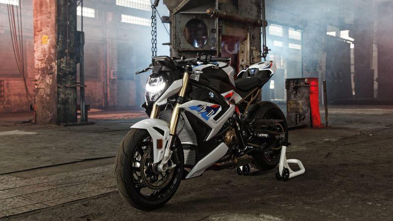 BMW S1000R, Superbikes, 2021, 5K, Wallpaper
