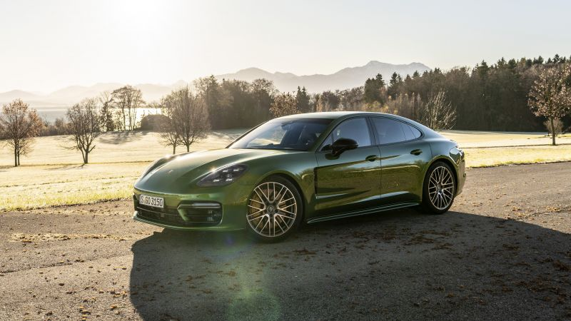 Porsche Panamera 4S, 2021, 5K, Wallpaper