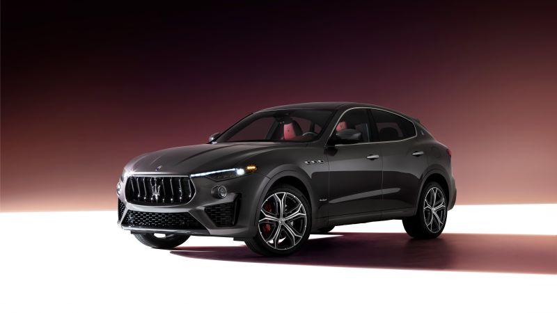 Maserati Levante S Q4 GranSport, 2021, 5K, 8K, Wallpaper
