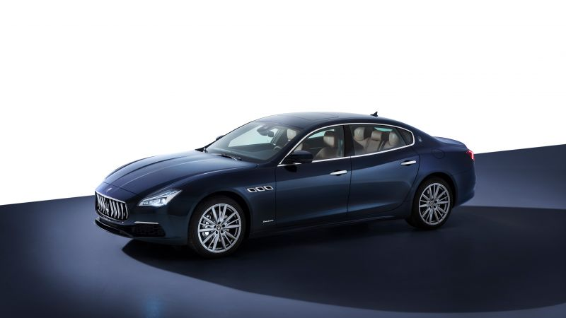 Maserati Quattroporte S Q4 GranLusso, 2021, 5K, 8K, Wallpaper