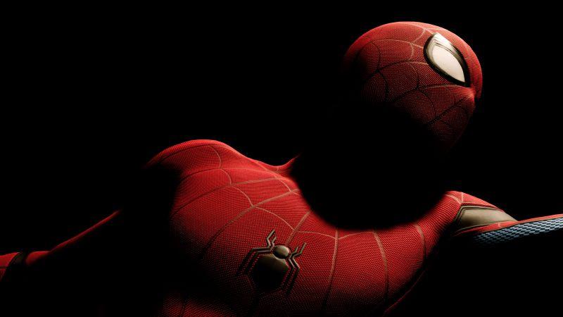 Marvel's Spider-Man, PlayStation 4 Pro, Gameplay, Marvel Superheroes, Wallpaper