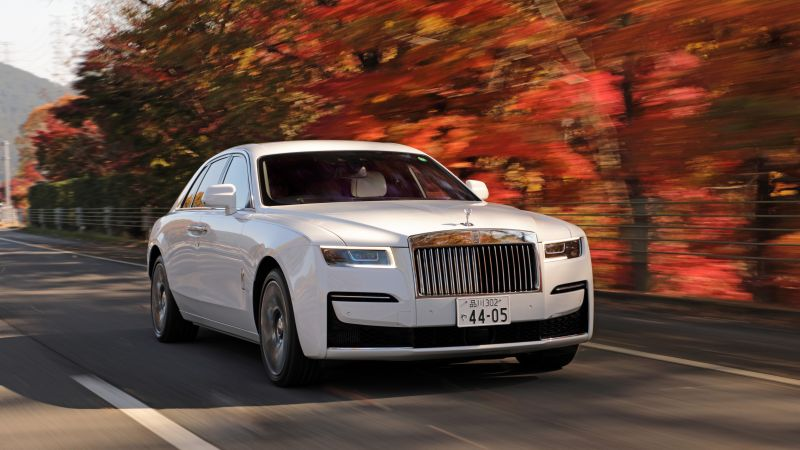 Rolls-Royce Ghost, 2020, 5K, Wallpaper