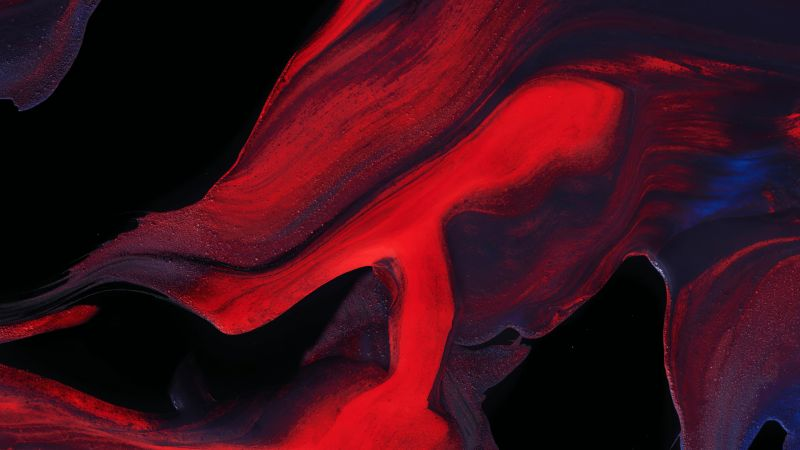 Lava, Red, ColorOS, Stock, Wallpaper