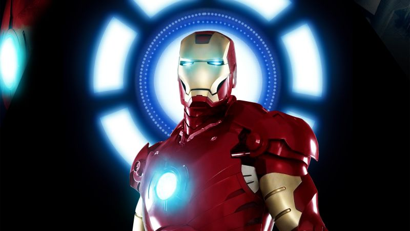 Iron Man, Marvel Superheroes, Tony Stark, Wallpaper