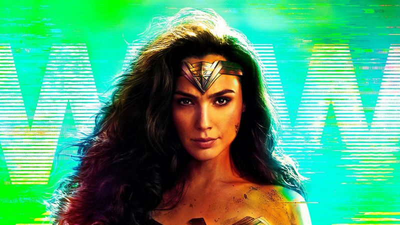 Wonder Woman 1984, 2020 Movies, Gal Gadot, DC Comics, Wallpaper