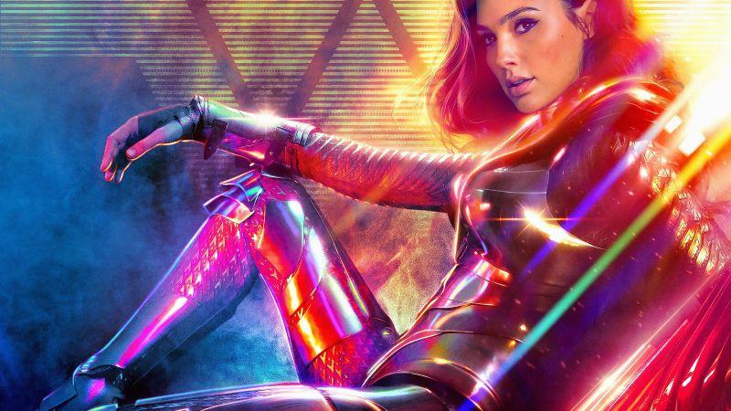 Wonder Woman 1984, 2020 Movies, DC Comics, Gal Gadot, Wallpaper