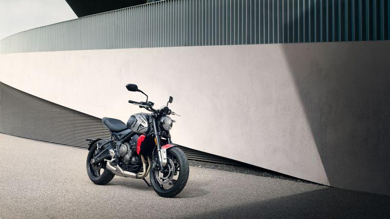 Triumph Trident 660, Urban roadster, 2021, Wallpaper