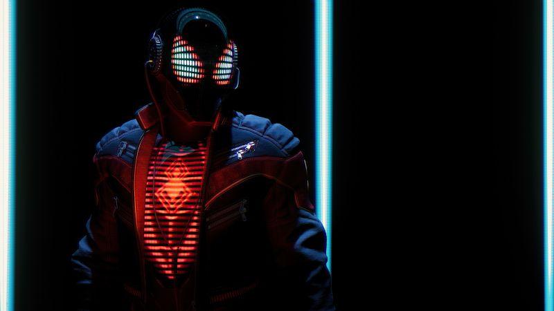 Marvel's Spider-Man: Miles Morales, Cyberpunk, Photo mode, PlayStation 5, 2020 Games, 5K, Wallpaper