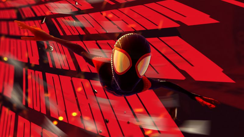 Marvel's Spider-Man: Miles Morales, I'm Ready, PlayStation 5, 2020 Games, Wallpaper