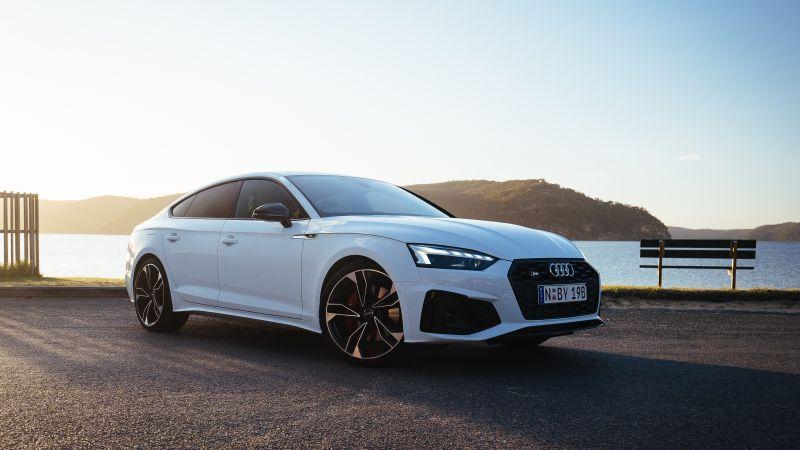 Audi S5 Sportback TFSI, 2021, 5K, Wallpaper