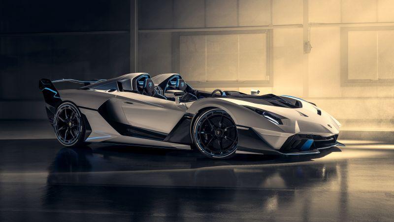Lamborghini SC20, 2021, 5K, 8K, Wallpaper