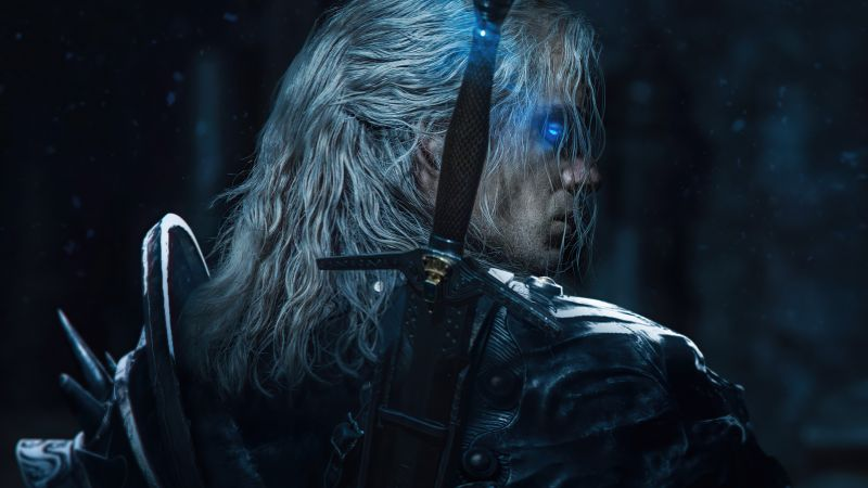 Henry Cavill, Arthas Menethil, Warcraft, 5K, Wallpaper