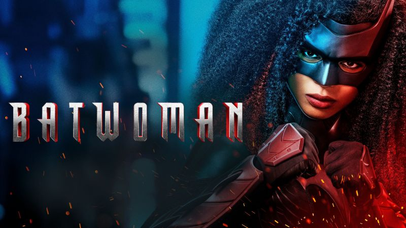 Batwoman, Season 2, 2021, TV series, Ryan Wilder, DC Comics, Wallpaper