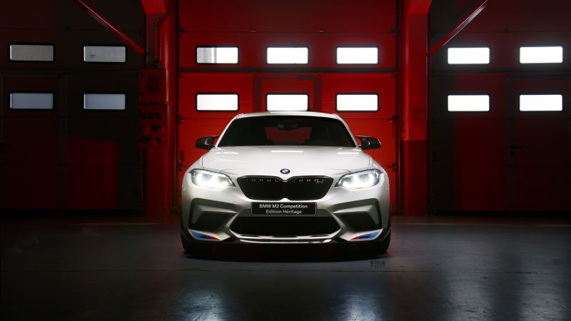 BMW M2 Competition, Heritage Edition, 2019, 5K, Wallpaper