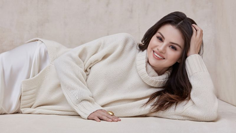 Selena Gomez, 2021, 5K, 8K, Wallpaper