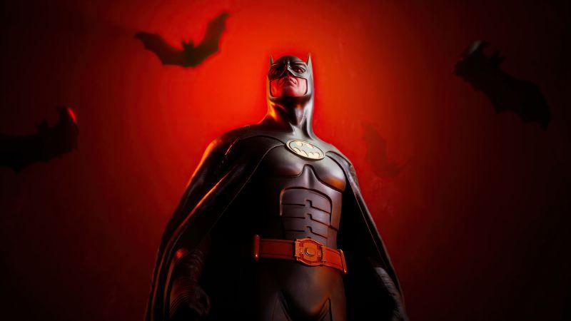 Batman, DC Superheroes, DC Comics, 5K, Wallpaper
