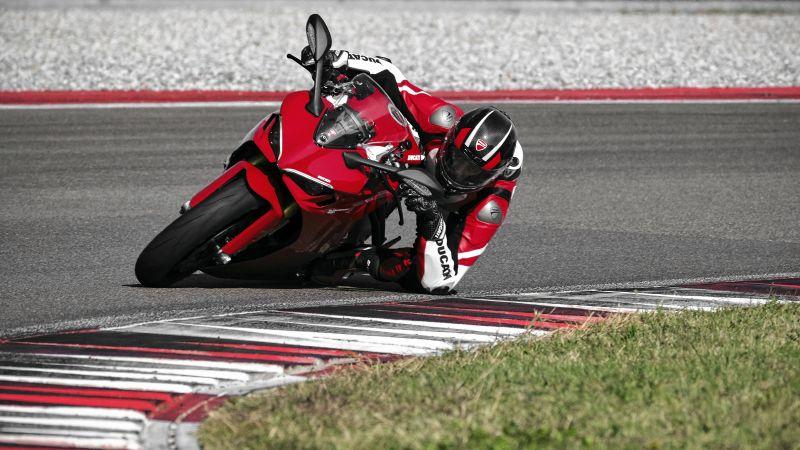 Ducati SuperSport 950 S, Sports bikes, Racing bikes, Race track, 2021, 5K, Wallpaper