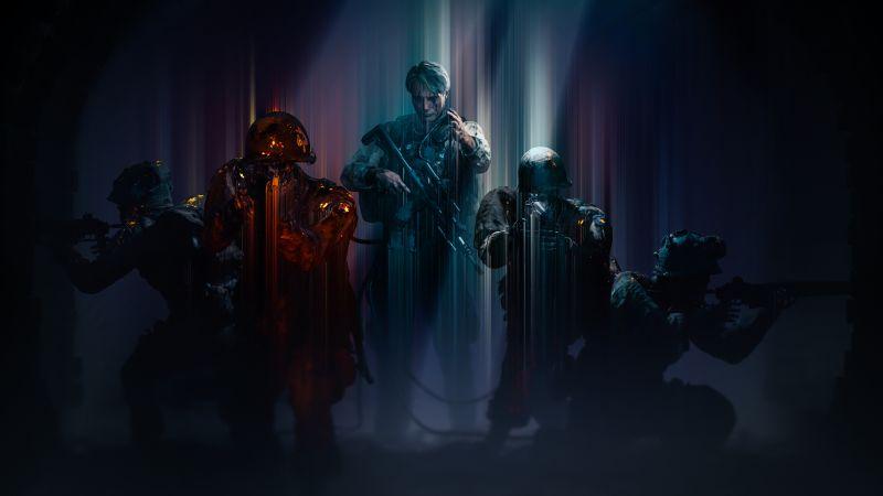 Death Stranding, PlayStation 4, PC Games, Dark, Wallpaper