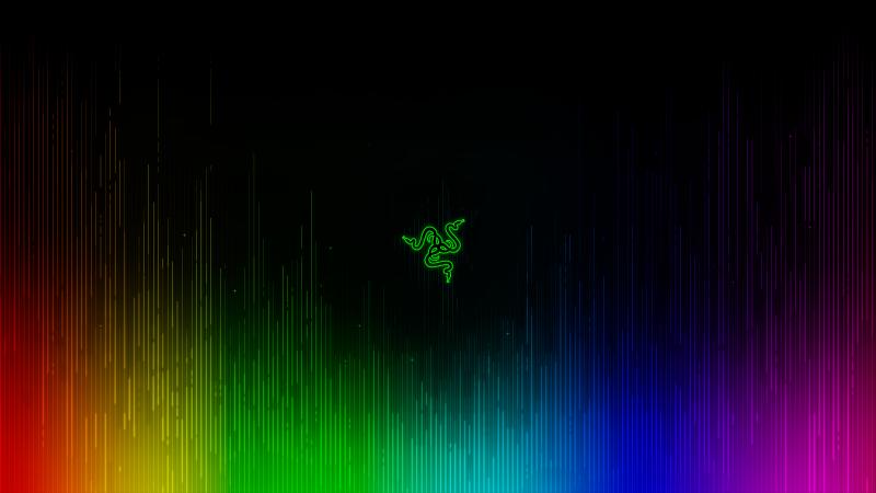 Razer, Chromatic, Spectrum, Multicolor, Wallpaper