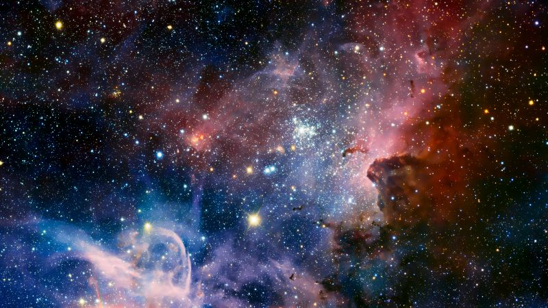 Carina Nebula, Star formation, Astronomy, Astrophysics, Stars, Young Stars, Space Observation, Cosmic dust, Wallpaper