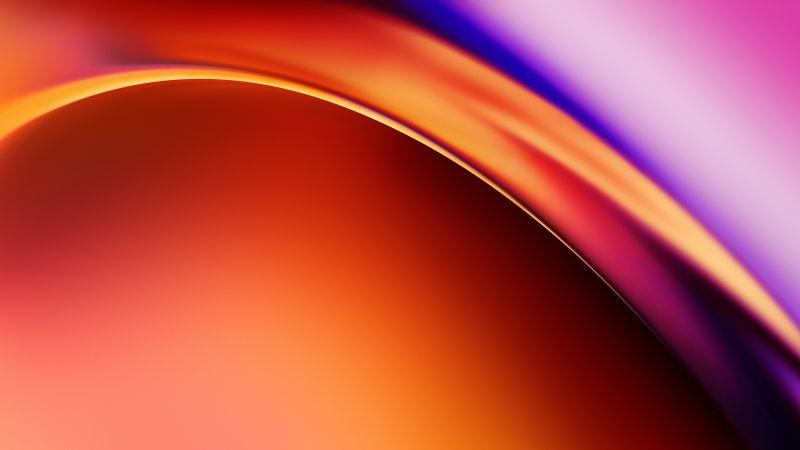 OnePlus 8 Pro, Stock, Gradients, Wallpaper