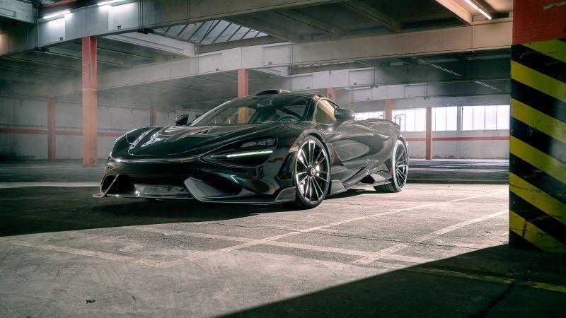Novitec McLaren 765LT, 2021, 5K, 8K, Wallpaper