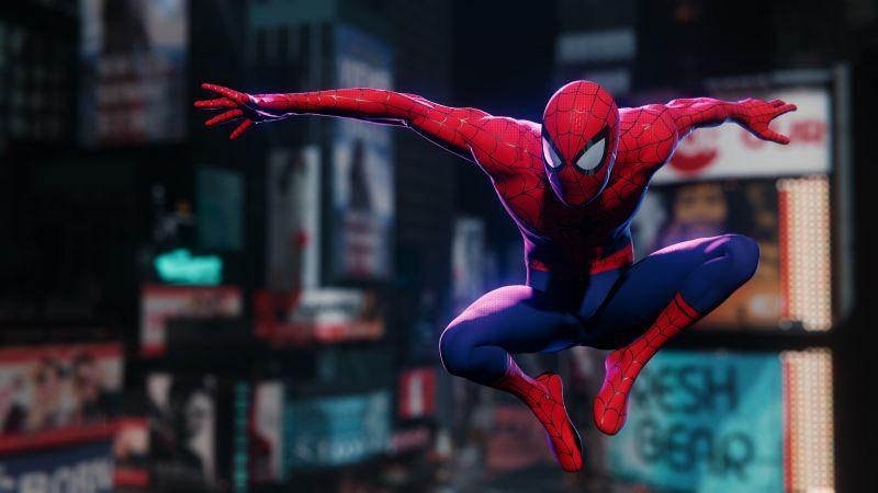 Spider-Man, Marvel Superheroes, Marvel Comics, Wallpaper