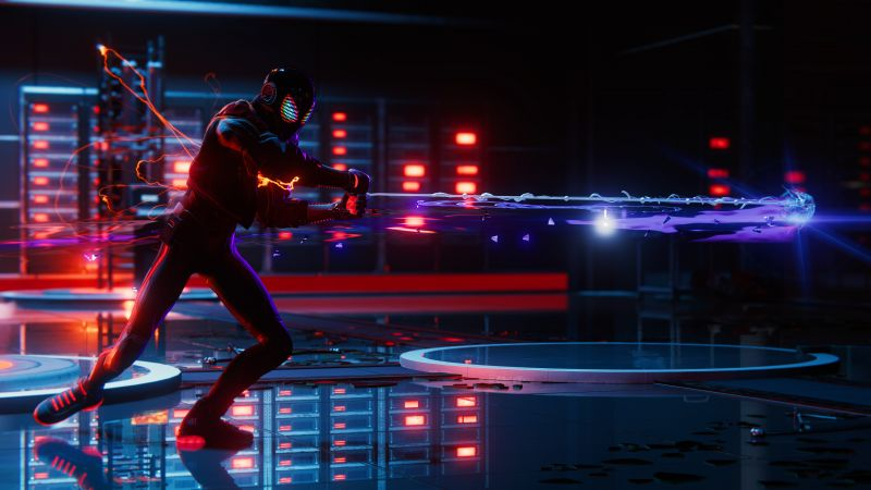 Marvel's Spider-Man: Miles Morales, Gameplay, Marvel Superheroes, Wallpaper