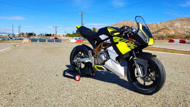 Ohvale GP-2, Sports bikes, MotoGP bikes, 2021, Wallpaper