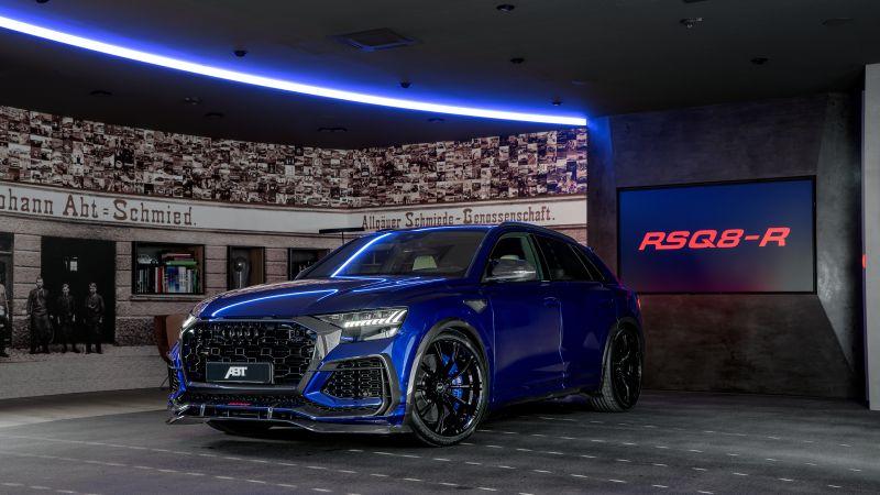 ABT Audi RS Q8-R, 2021, Wallpaper