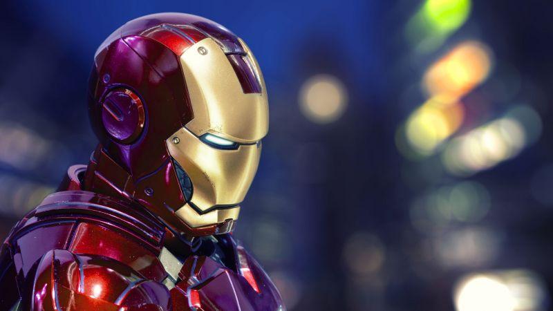 Iron Man, Marvel Superheroes, Marvel Comics, Wallpaper