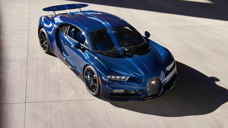 Bugatti Chiron Pur Sport, 2021, 5K, Wallpaper