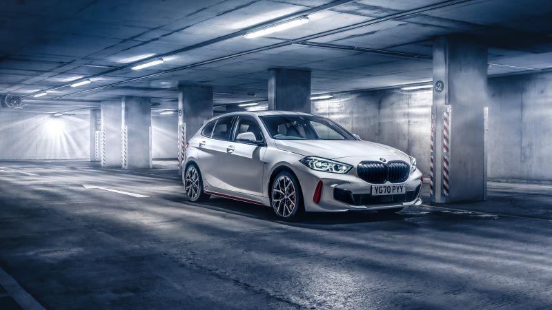 BMW 128ti, BMW 1 Series, Hatchback, 2021, 5K, Wallpaper