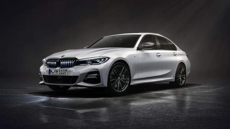 BMW 330i Iconic Edition, 2021, 5K, Wallpaper