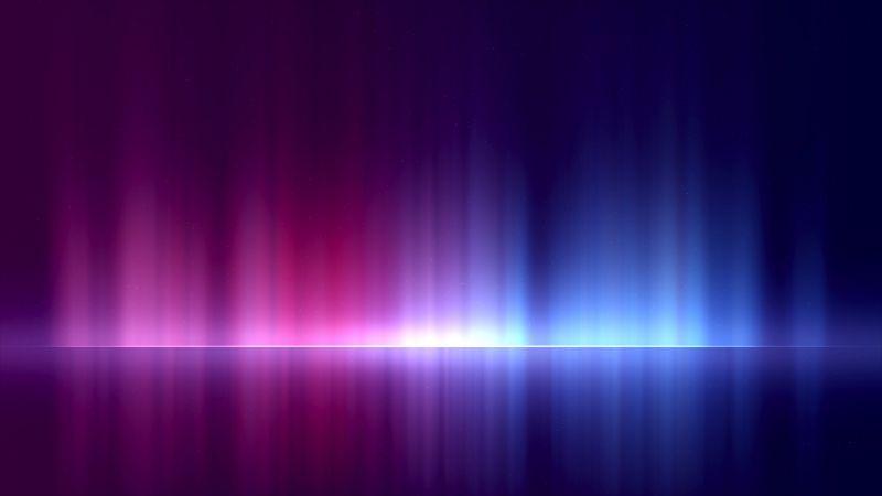 Laser Lights, Light Beams, Long exposure, Rays, Reflection, Digital Art, Texture, Backdrop, Purple, Light effects, Wallpaper