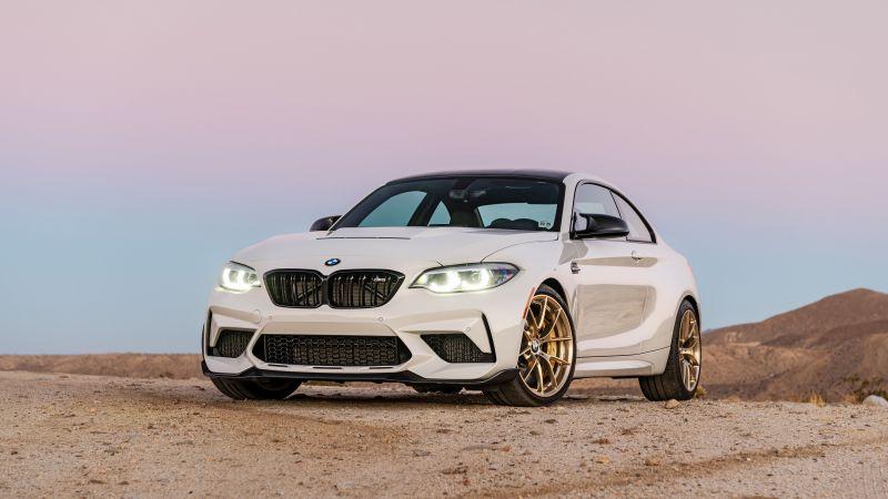 BMW M2 CS, 2021, 5K, Wallpaper