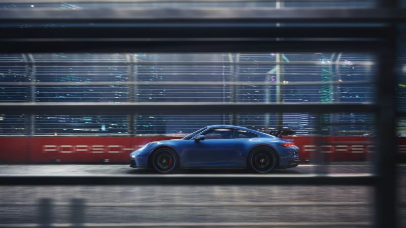 Porsche 911 GT3, 2021, 5K, Wallpaper
