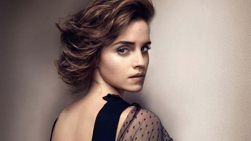 Emma Watson, 5K, Wallpaper