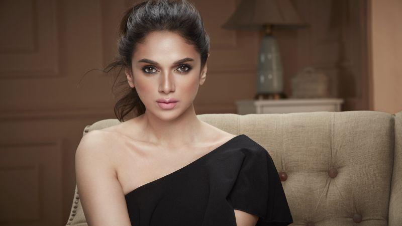 Aditi Rao Hydari, Bollywood actress, Indian actress, 5K, 8K, Wallpaper