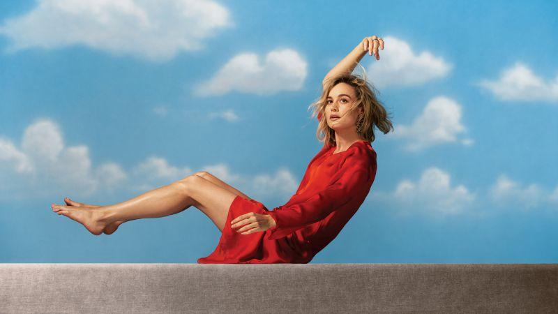 Brie Larson, 5K, 8K, Wallpaper