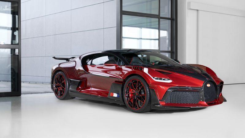 Bugatti Divo Lady Bug, 2021, 5K, 8K, Wallpaper