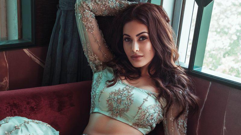 Amyra Dastur, Bollywood actress, Indian actress, Wallpaper