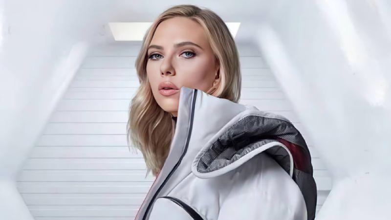 Scarlett Johansson, American actress, 2021, Wallpaper