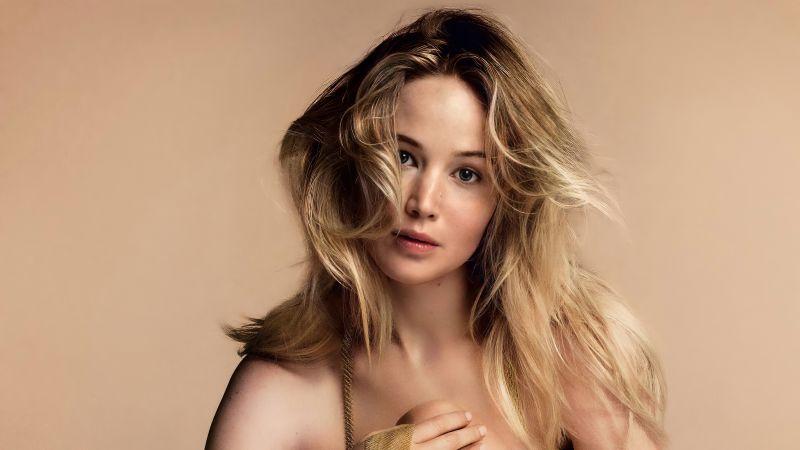 Jennifer Lawrence, American actress, 2021, Photoshoot, Wallpaper