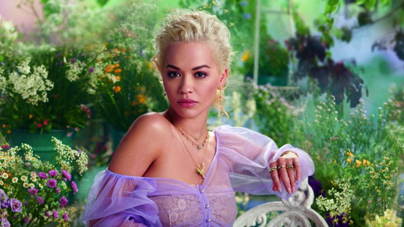 Rita Ora, British singer, Beautiful, Photoshoot, Wallpaper